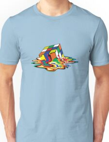 Melting Cube Unisex T-Shirt