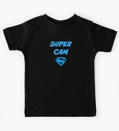 Super Cam Kids Tee