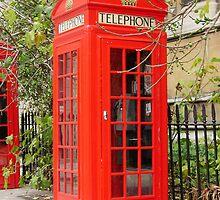 London calling by Heather Thorsen
