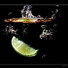 Lime Splash by JayDaley