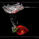 Strawberry Splash by JayDaley