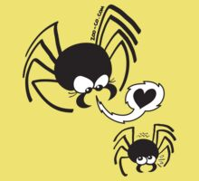 Dangerous Spider Love One Piece - Short Sleeve