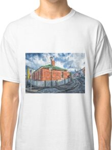 Red Brick House in Hobart Classic T-Shirt