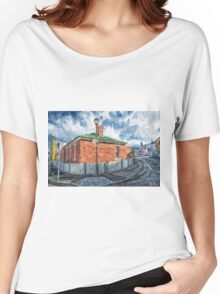 Red Brick House in Hobart Women's Relaxed Fit T-Shirt