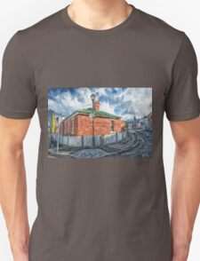 Red Brick House in Hobart T-Shirt