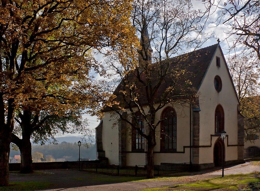 St Lawrence's  chapel by jasminewang