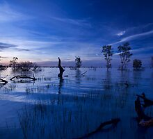 Menindee Blues by Malcolm Katon