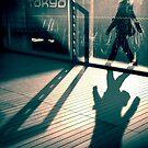 Tokyo Shadow by Laurent Hunziker