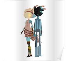Broken Age - Vella & Shay Poster