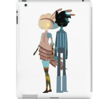 Broken Age - Vella & Shay iPad Case/Skin
