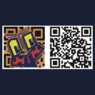QR code tiki by dennis william gaylor