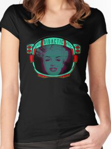 Didactic Rockette Women's Fitted Scoop T-Shirt
