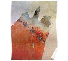 23/1 A Water Colour Castle Poster