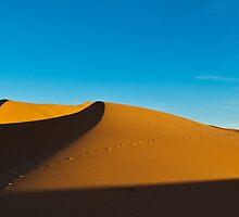 Moroccan Sahara Desert by JLCampbell