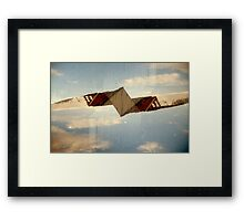 Rip It Up And Start Again Framed Print