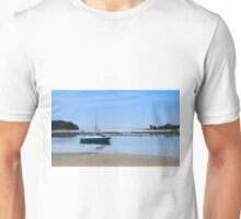 Entrance to Merimbula Lake, Merimbula, South Coast NSW, Australia Unisex T-Shirt