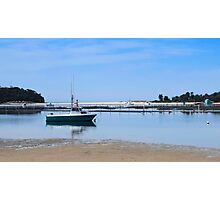 Entrance to Merimbula Lake, Merimbula, South Coast NSW, Australia Photographic Print