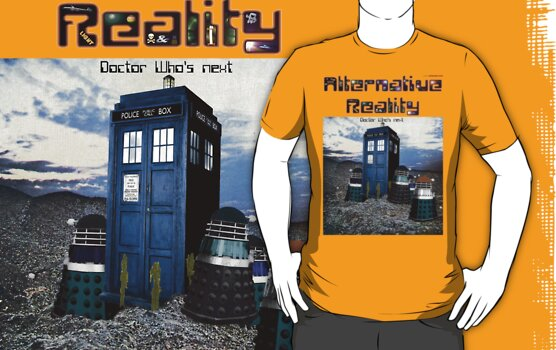 Alternative Reality - (Doctor) Who's Next by muz2142