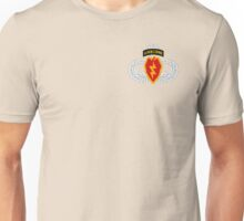 4th BCT Airborne 25th Infantry Unisex T-Shirt