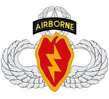 4th BCT Airborne 25th Infantry Photographic Print