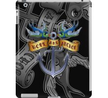 Hope And Anchor (2) iPad Case/Skin