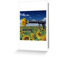 One Sunny Day Greeting Card