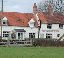 The Waggon and Horses at Bleasby by The-Stranger