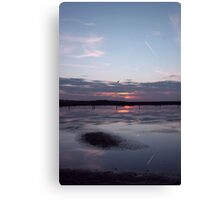 Salthouse Marshes Canvas Print