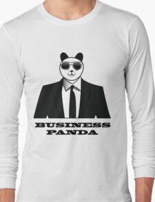 Business Panda Long Sleeve T-Shirt