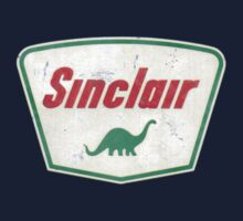 Vintage Sinclair logo One Piece - Short Sleeve