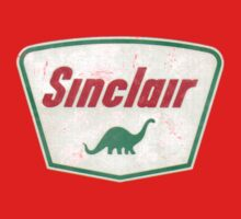 Vintage Sinclair logo One Piece - Short Sleeve