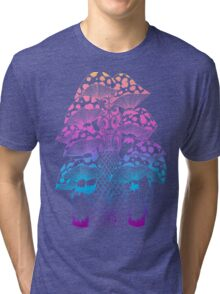 Follow the Rabbit Tri-blend T-Shirt