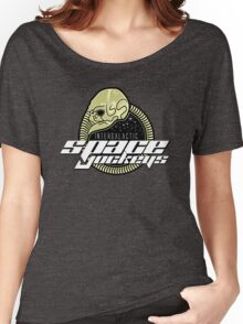 Intergalactic Space Jockeys Women's Relaxed Fit T-Shirt