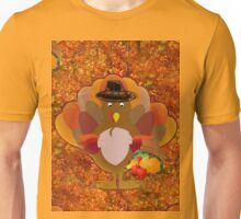 thanksgiving turkey Unisex T-Shirt