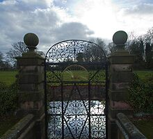 Bosworth Gate by MartinMuir