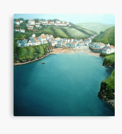 Doc Martin country Canvas Print