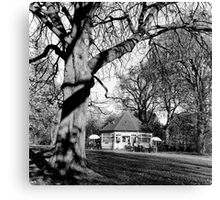 Phoenix Park Tea Rooms Canvas Print