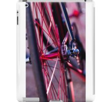 color of the wheel iPad Case/Skin