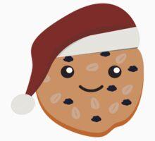 Cute Christmas Cookie One Piece - Short Sleeve