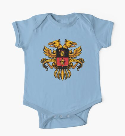 Crest de Chocobo One Piece - Short Sleeve