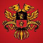 Crest de Chocobo by Kari Fry