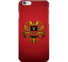 Crest de Chocobo iPhone Case/Skin