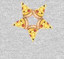 Pizza Sigil Unisex T-Shirt