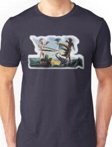 Civilization Found Intact Unisex T-Shirt