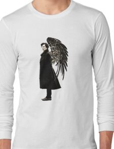 side of angels -large Long Sleeve T-Shirt