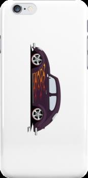 VW Hot Rod Bug by Tedri