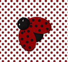 Kawaii Ladybug  by runninragged