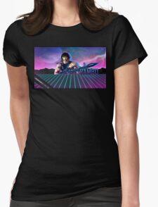 Rambo 80's Future Womens Fitted T-Shirt