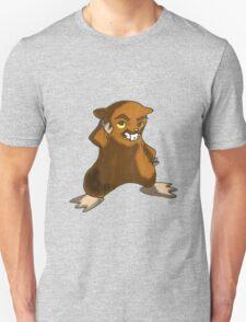 Super Model Hamster T-Shirt