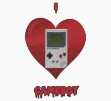 I <3 Gameboy by Retromon